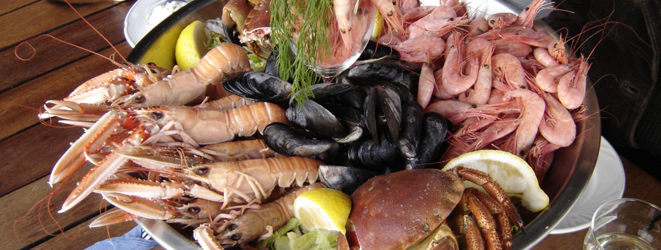 Restaurant sp cialit fruits de mer sur la c t normande for Specialite normande cuisine